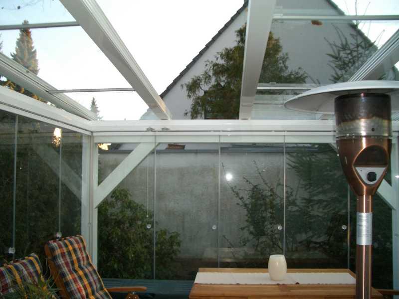 das unsichtbare pergola glas schiebe system. Black Bedroom Furniture Sets. Home Design Ideas